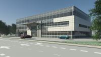 משרדי אגד - מפרץ חיפה
